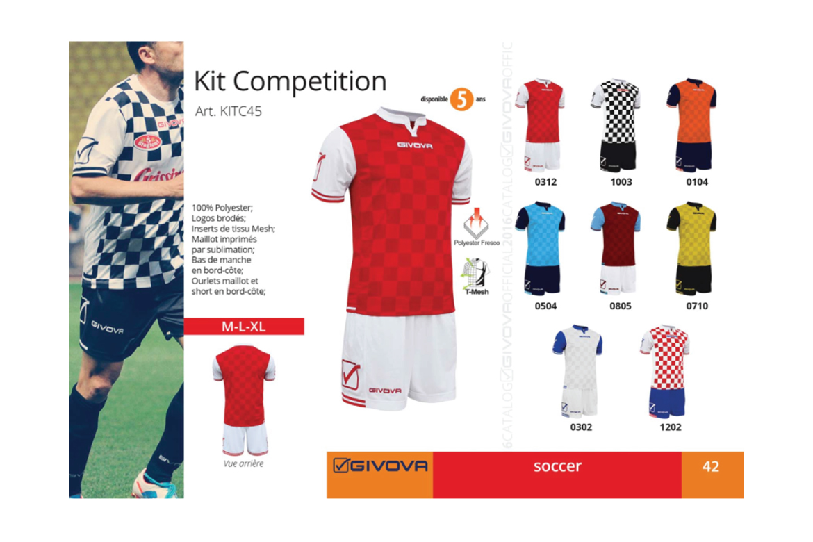 Kit Competition
